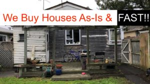 Sell house as-is christchurch
