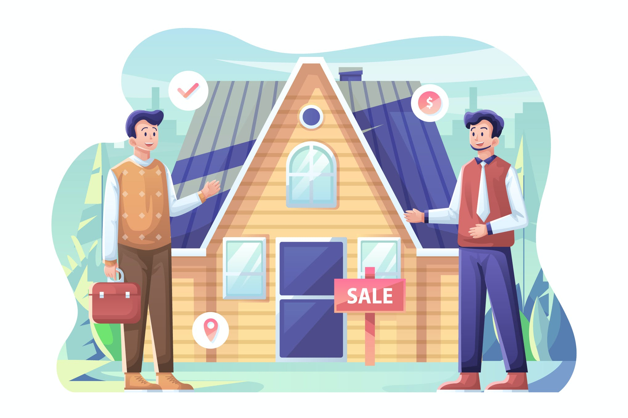 Selling Property in Bad Condition